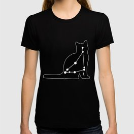 capricorn cat T-shirt