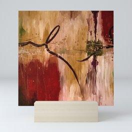 Reflections on Blood, Fire, and Pillars of Smoke Mini Art Print