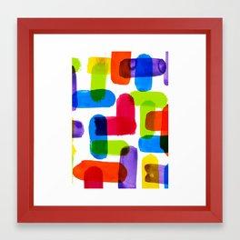 Daub Gallore 2 Framed Art Print