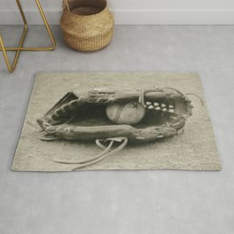 First Love 3 in Sepia Rug