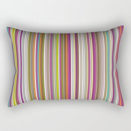Stripes & stripes Rectangular Pillow