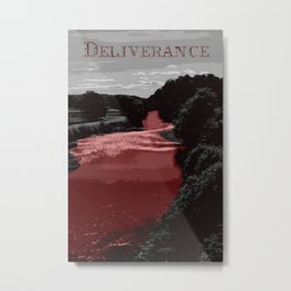 Deliverance Poster Metal Print