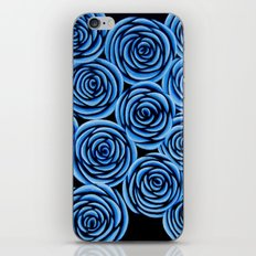 Flowers at Midnight iPhone & iPod Skin