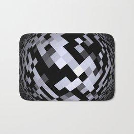 black-and-white -05- Bath Mat