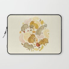 Things Squirrels Probably Shouldn't Be Eating Laptop Sleeve