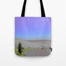 Chromascape 1: Cyprus Tote Bag