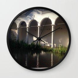 The Sound of Silence Wall Clock