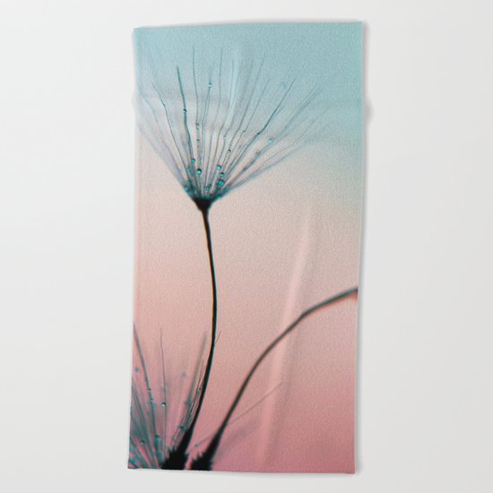 sprinkles of love Beach Towel