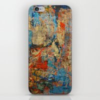 calendars iPhone & iPod Skins featuring Mannaz - Runes Series by Fernando Vieira