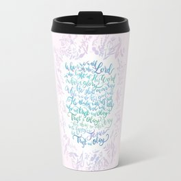 Trust and Obey - Hymn Travel Mug