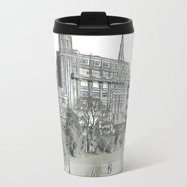 Bournemouth Gardens Travel Mug