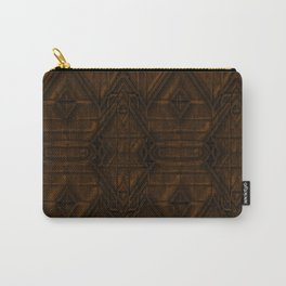 Coppery African Pyramid Carry-All Pouch