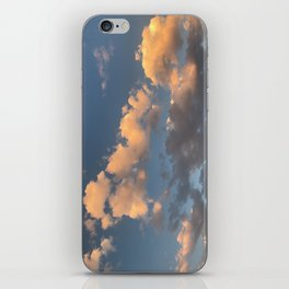 Tahoe Skies iPhone Skin