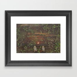 The Final Dream Framed Art Print