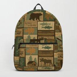 Big Bear Lodge Backpack