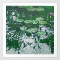water element Art Print