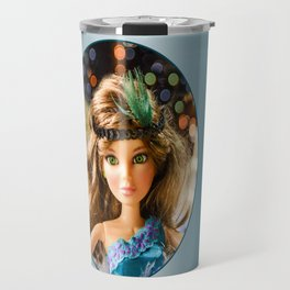 |Carnaval - Brazil - Olhos Esmeralda Travel Mug