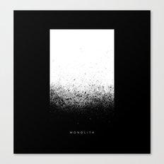 Monolith Canvas Print