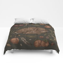 Foraging Fawn Comforters
