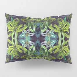 Tropical Greenery Pillow Sham