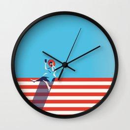 Generation IPA Wall Clock