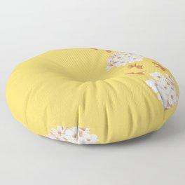 Goldfish Potpourri Floor Pillow
