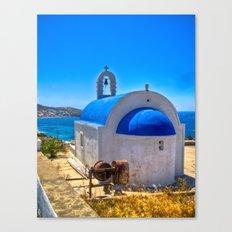Mykonos, Greece Canvas Print