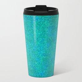 Mermaid Glitter Travel Mug