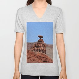 The Mexican Hat Rock Unisex V-Neck