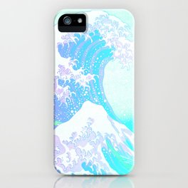 The Great Wave Unicorn iPhone Case