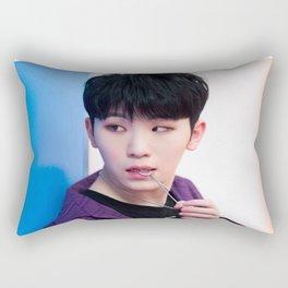 Lee Ji Hoon / Woozi Rectangular Pillow