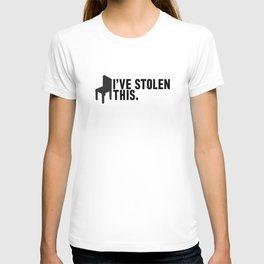 I'VE STOLEN THIS. T-shirt