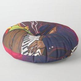 Gumbo night 18 Floor Pillow