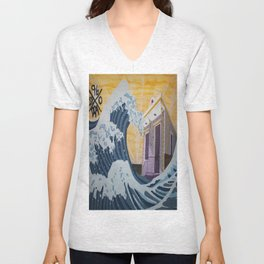 Through Hell & High Water Unisex V-Neck