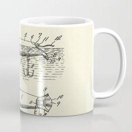 Fishing Lure-1921 Coffee Mug