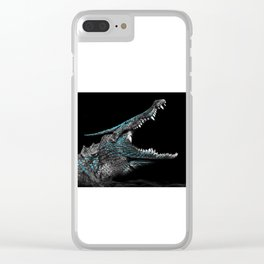 Treetrunk mutating Clear iPhone Case