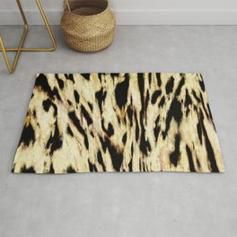 The tiger side Rug