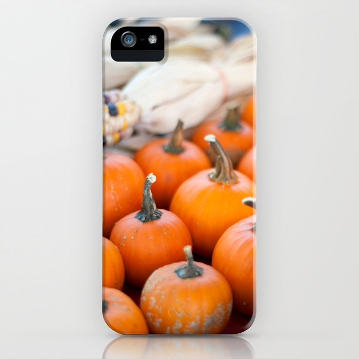 The Harvest iPhone Case