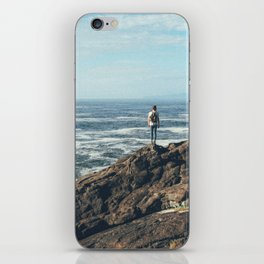 CENTRAL OREGON COAST iPhone Skin