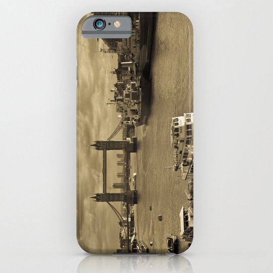 River Thames View iPhone & iPod Case
