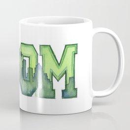 Legion of Boom Seattle 12th Man Art Coffee Mug
