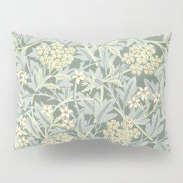 """William Morris """"Jasmine"""" 1. Pillow Sham"""