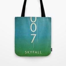 skyfall Tote Bag