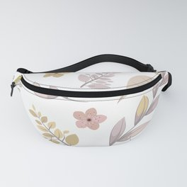 Flower Design Series 14 Fanny Pack