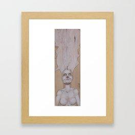 Seen The Light Framed Art Print