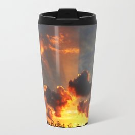 Coromandel Sunset Travel Mug