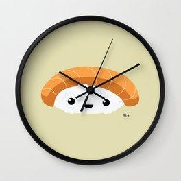 Nigiri ♥ time! Wall Clock