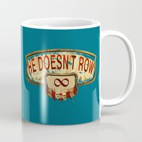 bioshock Mugs featuring Bioshock Infinite by Arts and Herbs