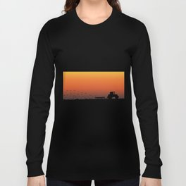 Ploughing the Field Long Sleeve T-shirt