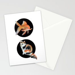 Fishy Situation Stationery Cards